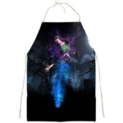 Magical Fantasy Wild Darkness Mist Full Print Aprons
