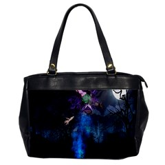 Magical Fantasy Wild Darkness Mist Office Handbags