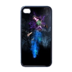 Magical Fantasy Wild Darkness Mist Apple Iphone 4 Case (black) by BangZart