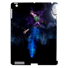 Magical Fantasy Wild Darkness Mist Apple Ipad 3/4 Hardshell Case (compatible With Smart Cover)