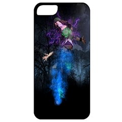 Magical Fantasy Wild Darkness Mist Apple Iphone 5 Classic Hardshell Case