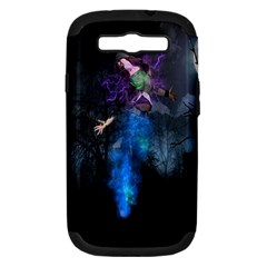Magical Fantasy Wild Darkness Mist Samsung Galaxy S Iii Hardshell Case (pc+silicone)