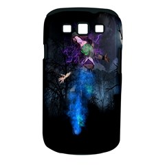 Magical Fantasy Wild Darkness Mist Samsung Galaxy S Iii Classic Hardshell Case (pc+silicone)