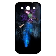 Magical Fantasy Wild Darkness Mist Samsung Galaxy S3 S Iii Classic Hardshell Back Case
