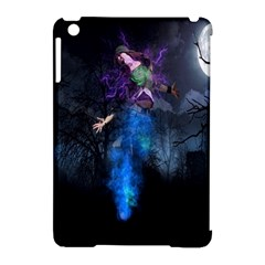 Magical Fantasy Wild Darkness Mist Apple Ipad Mini Hardshell Case (compatible With Smart Cover)
