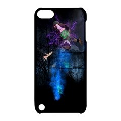 Magical Fantasy Wild Darkness Mist Apple Ipod Touch 5 Hardshell Case With Stand