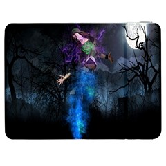 Magical Fantasy Wild Darkness Mist Samsung Galaxy Tab 7  P1000 Flip Case