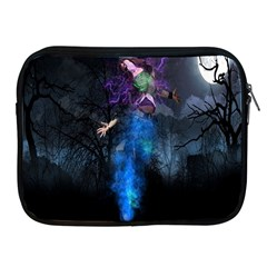 Magical Fantasy Wild Darkness Mist Apple Ipad 2/3/4 Zipper Cases