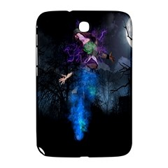 Magical Fantasy Wild Darkness Mist Samsung Galaxy Note 8 0 N5100 Hardshell Case  by BangZart