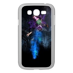 Magical Fantasy Wild Darkness Mist Samsung Galaxy Grand Duos I9082 Case (white) by BangZart