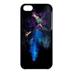 Magical Fantasy Wild Darkness Mist Apple Iphone 5c Hardshell Case