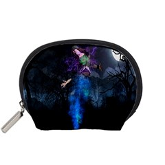 Magical Fantasy Wild Darkness Mist Accessory Pouches (small)