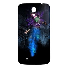 Magical Fantasy Wild Darkness Mist Samsung Galaxy Mega I9200 Hardshell Back Case