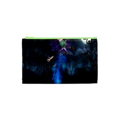 Magical Fantasy Wild Darkness Mist Cosmetic Bag (xs) by BangZart