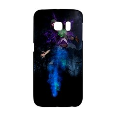 Magical Fantasy Wild Darkness Mist Galaxy S6 Edge