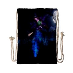 Magical Fantasy Wild Darkness Mist Drawstring Bag (small)