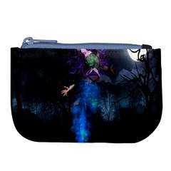 Magical Fantasy Wild Darkness Mist Large Coin Purse