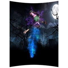 Magical Fantasy Wild Darkness Mist Back Support Cushion