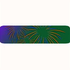 Sylvester New Year S Day Year Party Large Bar Mats
