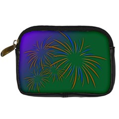 Sylvester New Year S Day Year Party Digital Camera Cases