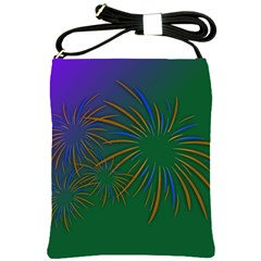 Sylvester New Year S Day Year Party Shoulder Sling Bags