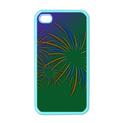 Sylvester New Year S Day Year Party Apple Iphone 4 Case (color)