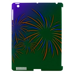 Sylvester New Year S Day Year Party Apple Ipad 3/4 Hardshell Case (compatible With Smart Cover)