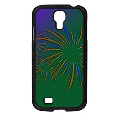 Sylvester New Year S Day Year Party Samsung Galaxy S4 I9500/ I9505 Case (black) by BangZart