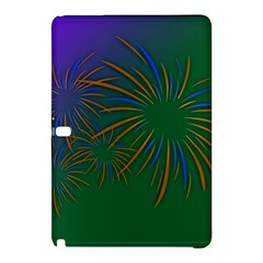 Sylvester New Year S Day Year Party Samsung Galaxy Tab Pro 12 2 Hardshell Case