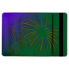 Sylvester New Year S Day Year Party Ipad Air Flip