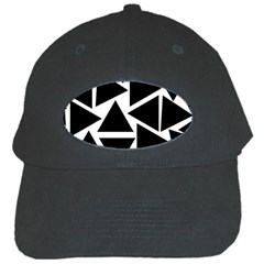 Template Black Triangle Black Cap by BangZart