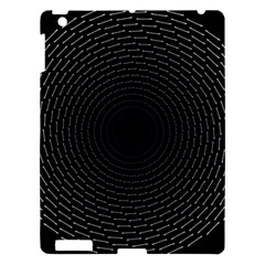 Q Tips Collage Space Apple Ipad 3/4 Hardshell Case