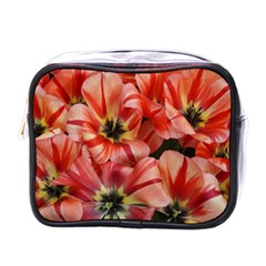 Tulips Flowers Spring Mini Toiletries Bags