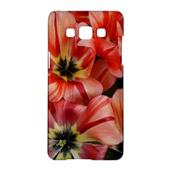 Tulips Flowers Spring Samsung Galaxy A5 Hardshell Case