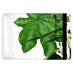 Plant Berry Leaves Green Flower Ipad Air Flip