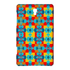 Pop Art Abstract Design Pattern Samsung Galaxy Tab S (8 4 ) Hardshell Case