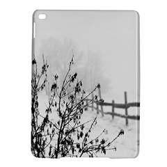 Snow Winter Cold Landscape Fence Ipad Air 2 Hardshell Cases