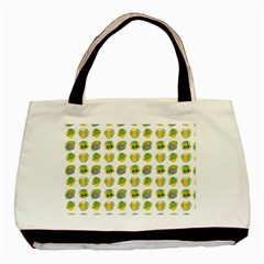 St Patrick S Day Background Symbols Basic Tote Bag (two Sides)