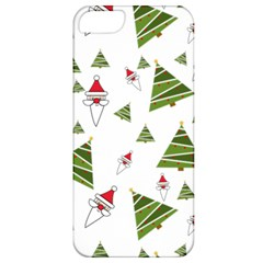 Christmas Santa Claus Decoration Apple Iphone 5 Classic Hardshell Case by BangZart