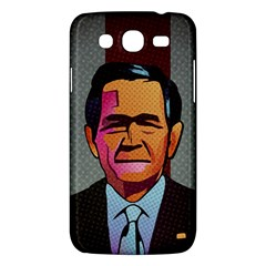 George W Bush Pop Art President Usa Samsung Galaxy Mega 5 8 I9152 Hardshell Case