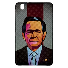 George W Bush Pop Art President Usa Samsung Galaxy Tab Pro 8 4 Hardshell Case
