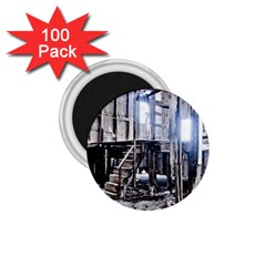 House Old Shed Decay Manufacture 1 75  Magnets (100 Pack)