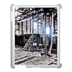 House Old Shed Decay Manufacture Apple Ipad 3/4 Case (white) by BangZart