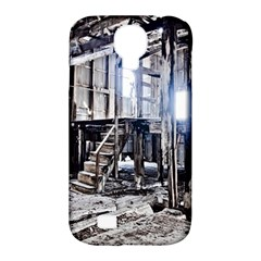 House Old Shed Decay Manufacture Samsung Galaxy S4 Classic Hardshell Case (pc+silicone) by BangZart
