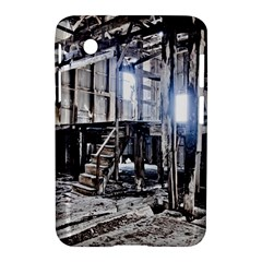 House Old Shed Decay Manufacture Samsung Galaxy Tab 2 (7 ) P3100 Hardshell Case