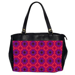 Retro Abstract Boho Unique Office Handbags (2 Sides)