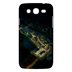 Commercial Street Night View Samsung Galaxy Mega 5 8 I9152 Hardshell Case  by BangZart