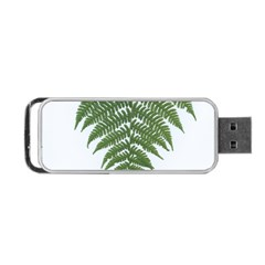 Boating Nature Green Autumn Portable Usb Flash (two Sides)