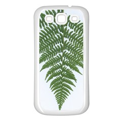 Boating Nature Green Autumn Samsung Galaxy S3 Back Case (white)