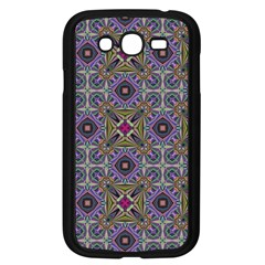 Vintage Abstract Unique Original Samsung Galaxy Grand Duos I9082 Case (black)